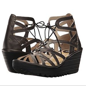 Fly London Wedge Sandals